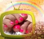 Pink mani / Pedi