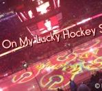 Lucky Hockey Socks Ebanned Auction