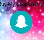 Buy My SnapChat ID