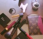 What's in my Louis Vuitton handbag/Purse?