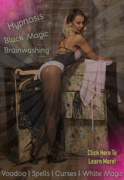 black magic hypnosis voodoo femdom princess goddess